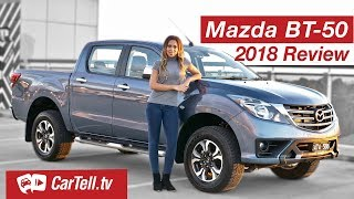 2018 Mazda BT-50 review | CarTell.tv