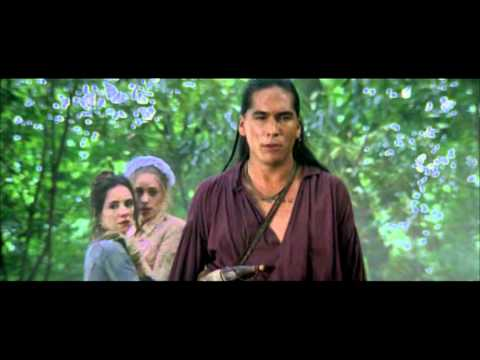 Video Collage  Eric Schweig in The last of the Mohicans  Part I