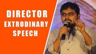Director Rakesh Sashii Extraordinary Speech @Vijetha Vijayostham