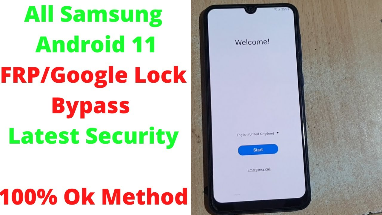 All Samsung Android 11 FRP/Google Lock Bypass Without Smart Switch 100%Ok Solution New Method