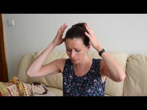 Automassages nuque, épaules et pieds