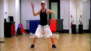 Танец зумба. Учим зумбу. Урок танца. Зажигательный танец. Латина