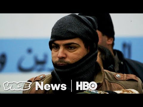 ISIS Sleeper Cells Could Be Among Civilians Fleeing Mosul (HBO)
