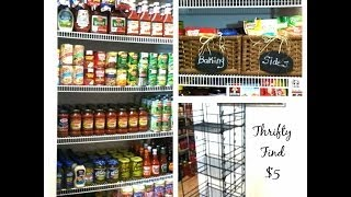 Pantry Organization: How To Maintain Your Stockpile