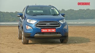 2018 Ford EcoSport | First Drive | OVERDRIVE