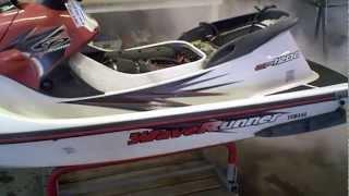 maxresdefault 97 Yamaha Gp1200 Waverunner First Run After Rebuild