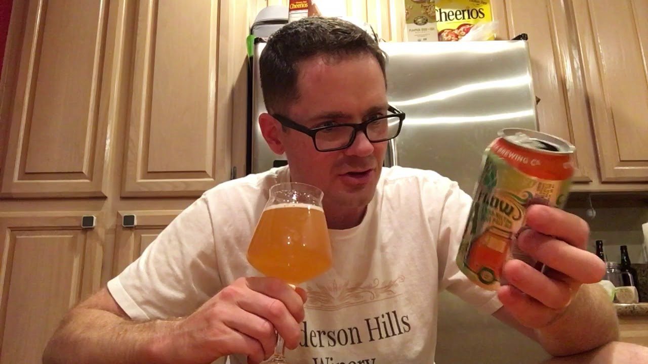Beer Review Free Flow Ipa By Otter Creek Youtube