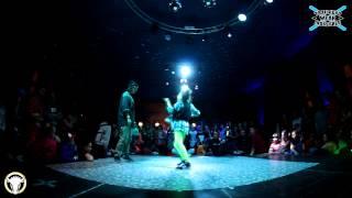 Awesome Battle | 8.12.13 | Hip-Hop Beginners | Alina Fyodorova vs Matyakh Kristina |