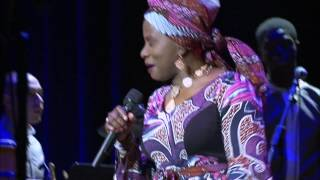 Singer Kidjo lifts up women with songs of empowerment