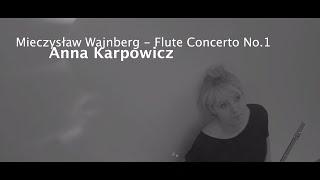 Mieczysław Wajnberg (Weinberg) - Flute Concerto No.1 / PROMO