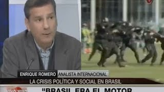 Video Brasil/Terrorismo - ROMERO en CANAL 26 download MP3, 3GP, MP4, WEBM, AVI, FLV Mei 2017