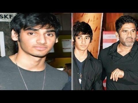 सुनील शेट्टी के बेटे अहान की बॉलीवुड डेब्यू | Suniel Shetty's Son Aahan To Make Bollywood Debut thumbnail