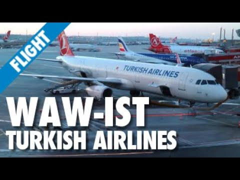 Flight Report: Warsaw - Istanbul with Turkish Airlines