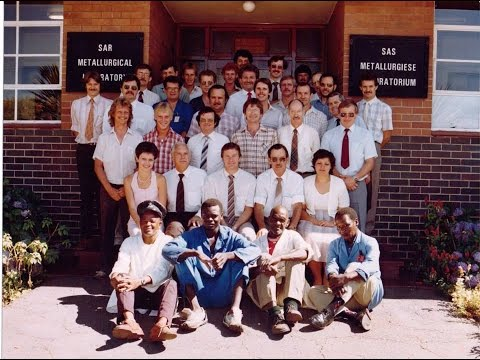 South African Railways Metallurgical Laboratory, Pretoria,19