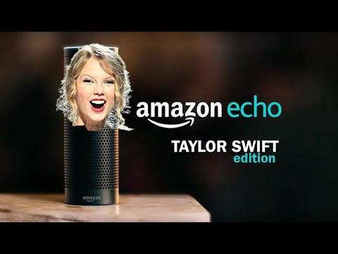 Amazon Echo : Taylor Swift Edition