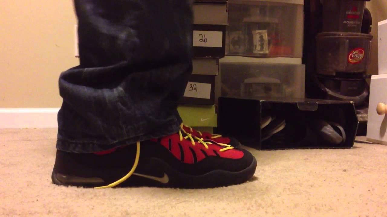 8491b86fc9e2 On My Feet  Nike Air Bakin - YouTube
