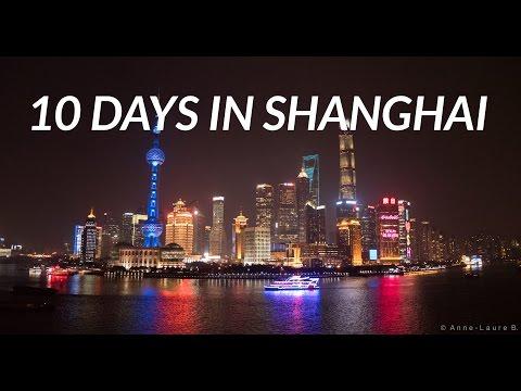 10 DAYS IN SHANGHAI - FRENCHIP.FR