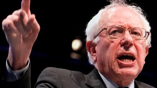 Bernie Sanders Goes After Conservative