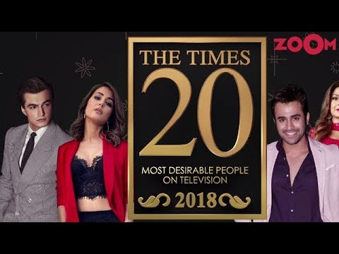 The Times Most Desirable People On Television 2018 | 11th & 12th May At 8.00 Pm | Promo