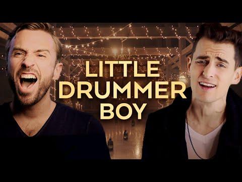 [Official Video] Little Drummer Boy - Peter Hollens & Mike Tompkins