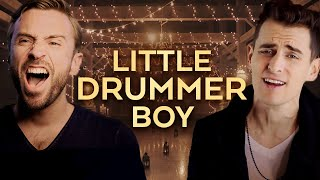 [Official Video] Little Drummer Boy - Peter Hollens & Mike Tompkins