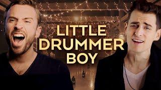 Little Drummer Boy - Peter Hollens & Mike Tompkins