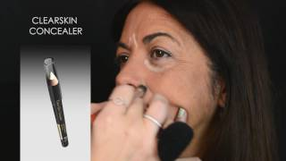 Cómo maquillar arrugas - être belle