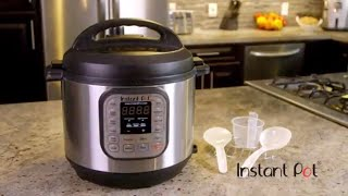 Instant Pot Lux 6 Qt Blue 6-in-1 Muti-Use Programmable Pressure Cooker, Slow Cooker, Rice Cooker