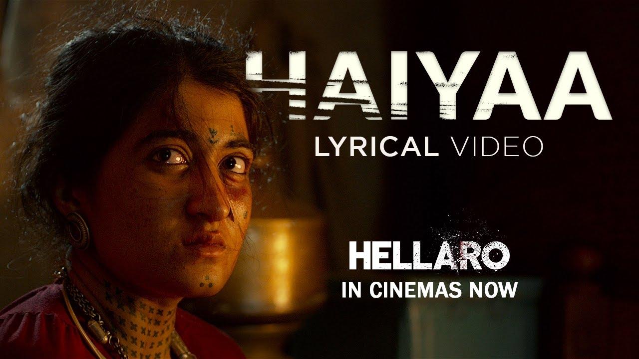 Download Haiyaa - Lyrical   Hellaro   Shruti Pathak     Mehul Surti   Saumya Joshi