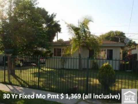 Compton Homes For Sale, 2227 East Piru Street