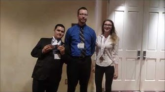 Matt & Vannah Team DECA Fire DECA STATE 2016 Conference In Review