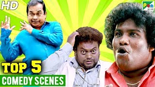 Top 5 Hindi Dubbed Hit Comedy Scenes of 2019 | Bandalbaaz, Ganga Ki Kasam, Jay Simha