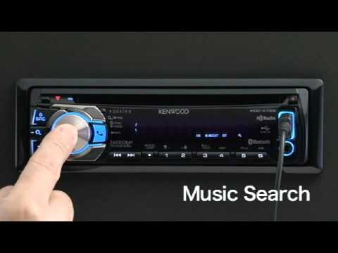 2012 Music Control For Android - Kenwood Entry USB/CD Receiver.wmv