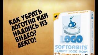 Видеоурок # 1 l Как убрать надпись или логотип из видео. Ответ тут!!!