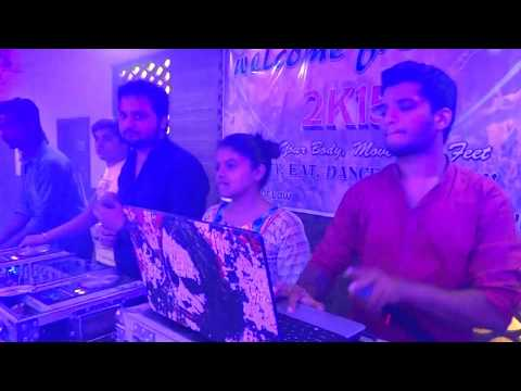 Allahabad University, Law Faculty, B.A.LL.B.(HONS) Freshers Party 2015