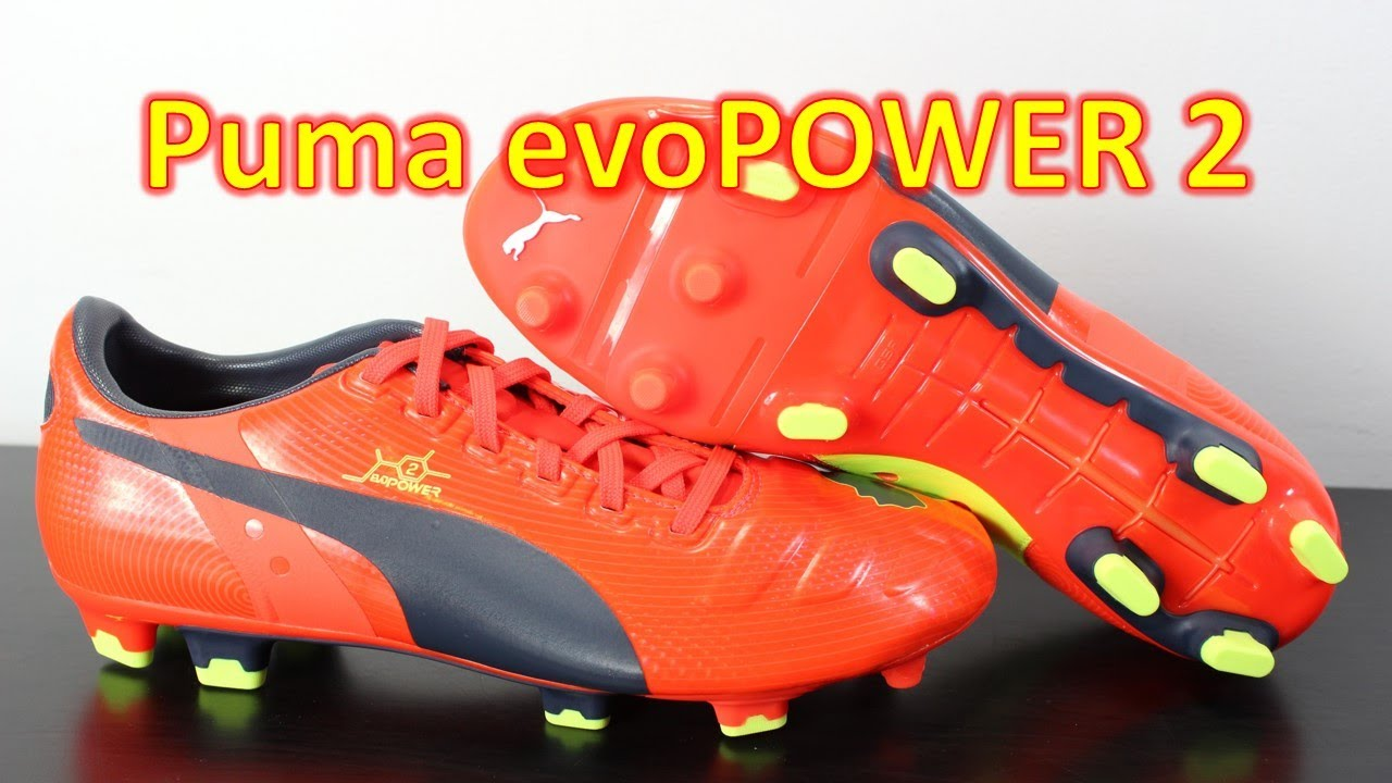 puma evopower mix