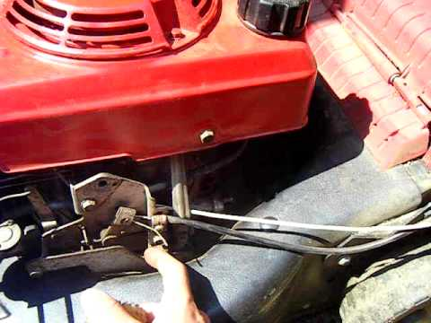Governor Adjustment And How They Work Honda Briggs