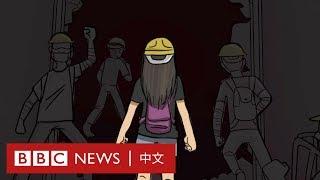 香港反逃犯條例示威:我們為何衝擊立法會- BBC News 中文
