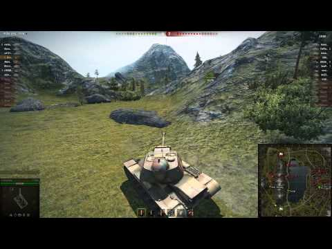 World of Tanks: T110E4 Hidden Menance | Patience is a Virtue