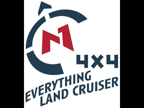 N1 4x4 Land Cruiser Festival - Ons eie Nataniel gesels saam!