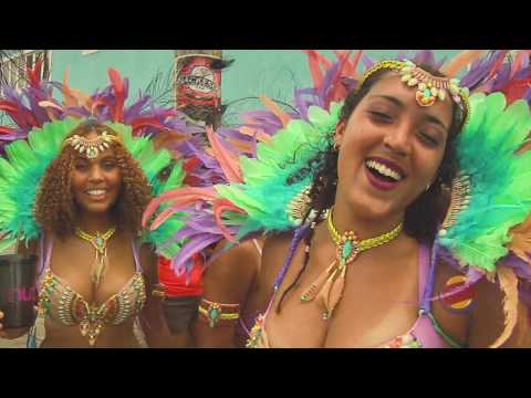 2016 Grand Kadooment street party coverage