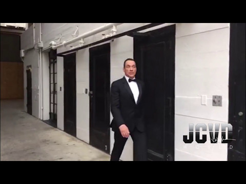 JCVD World - Welcome to my Official YouTube Channel
