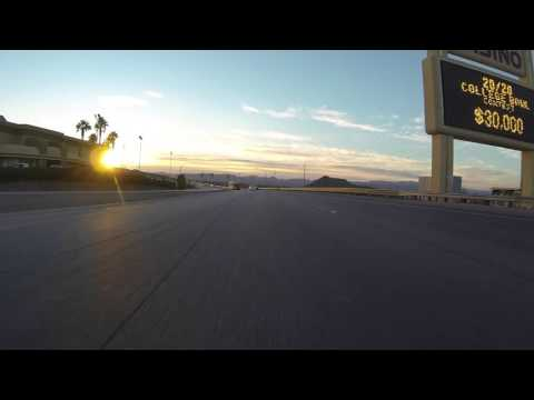 Henderson, Nevada south on U.S. Route 95 & U.S. 93, 19 December 2015, GP010029