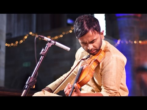 Indian Classical Violin - Achutan Sripathmanathan