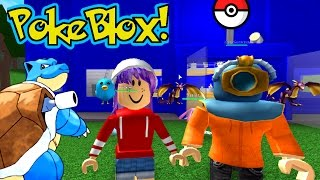 ROBLOX POKEMON POKEBLOX GO GAMEPLAY CHALLENGE - France RADIOJH GAMES - MICROGUARDIAN