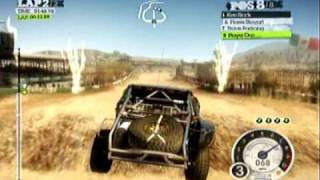Dirt 2 Xbox 360 (Intro, Review, Gameplay)