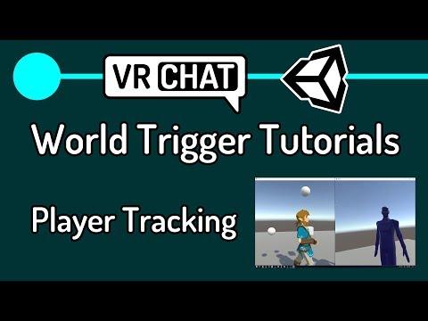 VRChat World Trigger Tutorials 12 - Player Tracking - PakVim