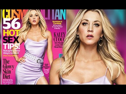 Kaley Cuoco says ex Ryan Sweeting 'completely changed' after marriage in Cosmopolitan