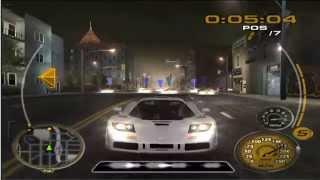 Midnight Club 3 dub edition remix Pc Gameplay
