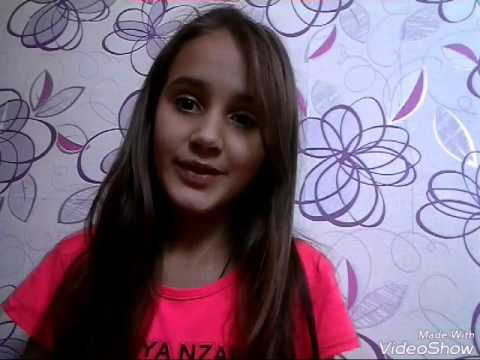 #Моё первое видео)))